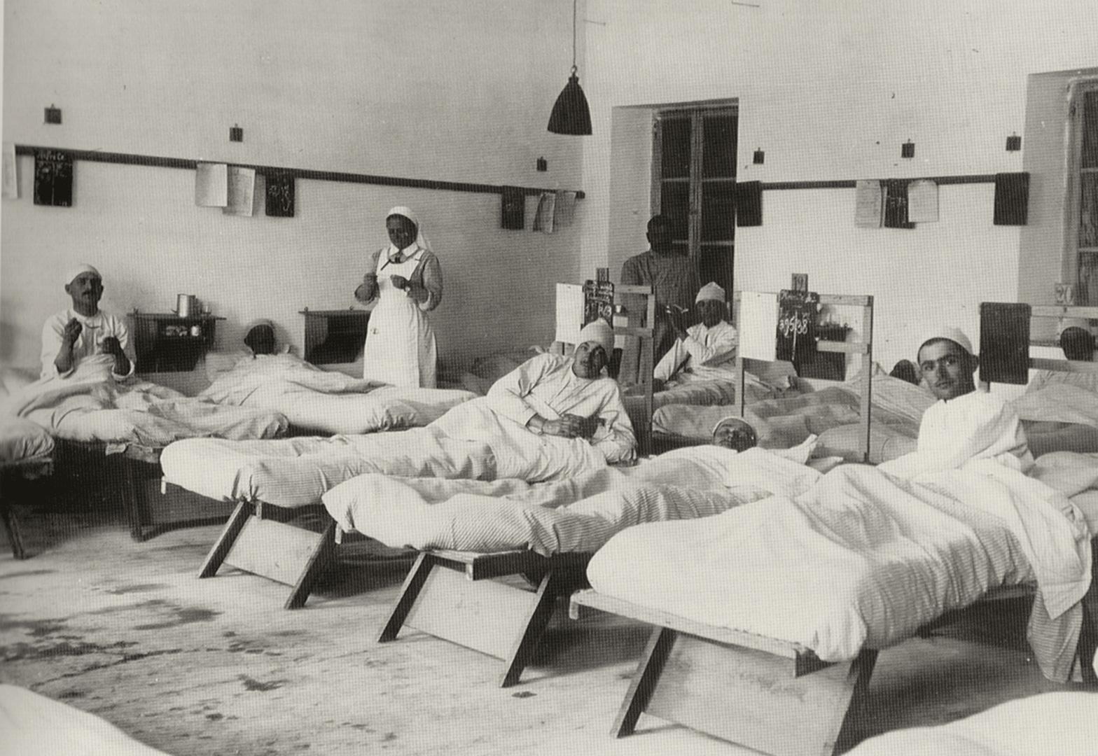 5. Ospedale Carducci (via Cavour)