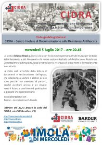 CIDRA, via F.lli Bandiera 23