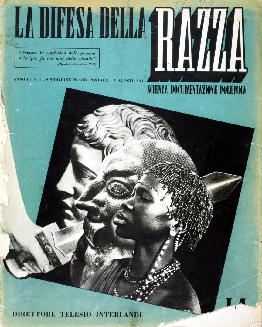 1. La Razza 5 agosto 1938 n. 1 (Bim)