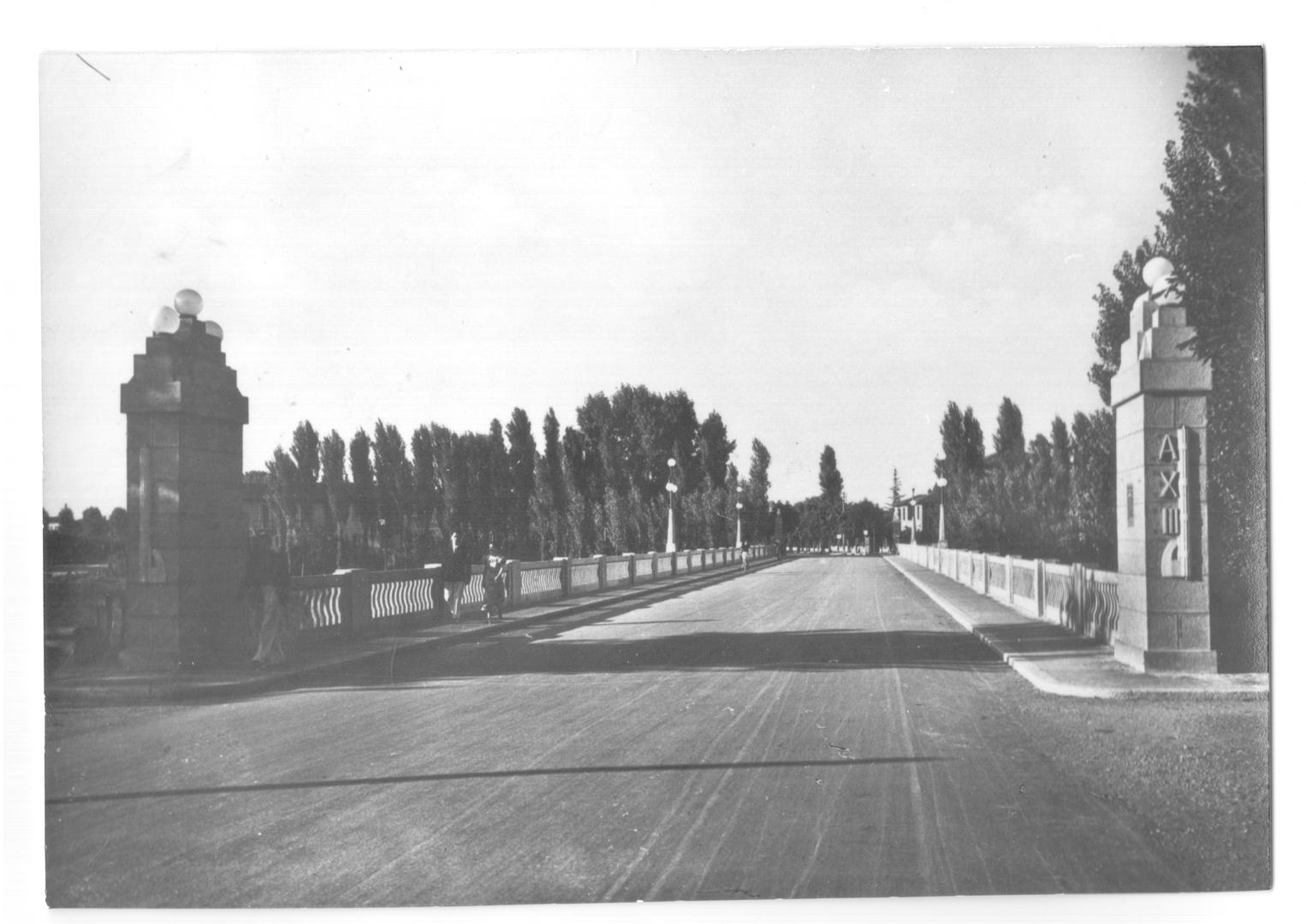 1. Ponte Costanzo Ciano (Archivio Cidra)